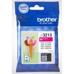 Brother LC 3213 M, Original patron