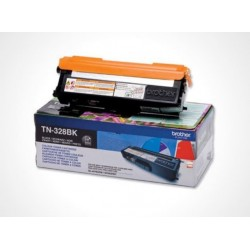 Brother TN 328 BK, Original toner