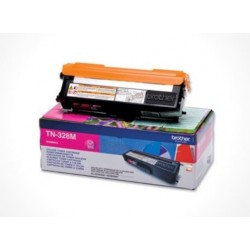 Brother TN 328 M, Orignal toner