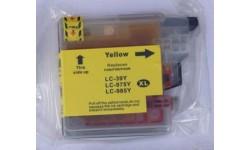 LC 985 Y, gul, kompatibel patron