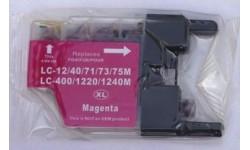LC 1240XL Magenta, kompatibel patron