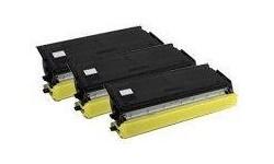 3 stk.TN 2000/2005 BK. kompatible tonere