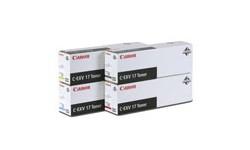 Canon C-EXV 17 BK Original Toner