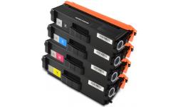 TN 326 sæt - 4 stk. - BK,C,M,Y - kompatible lasertoner