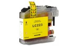 LC 223Y, kompatibel blækpatron